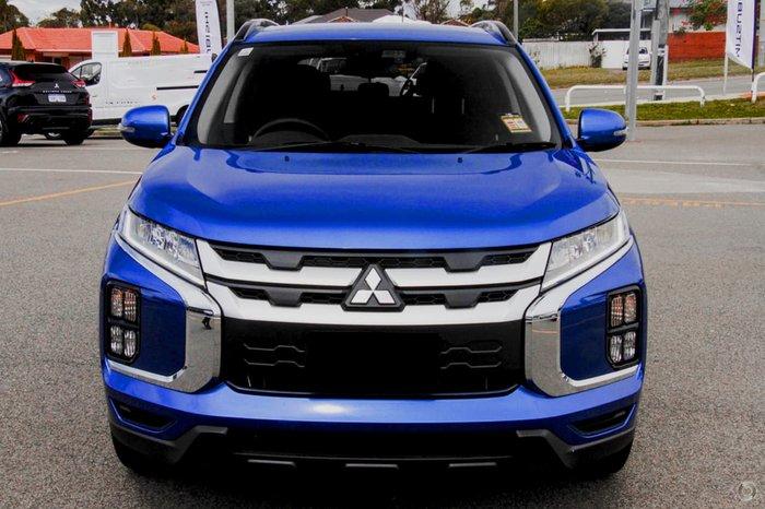 2021 Mitsubishi ASX ES Plus XD MY21 Blue