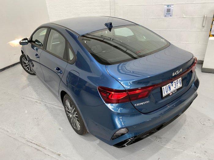 2021 Kia Cerato Sport+ BD MY22 Mineral Blue
