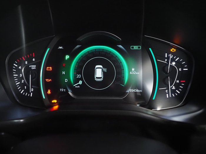 2019 Hyundai Santa Fe Highlander TM.2 MY20 4X4 On Demand Grey