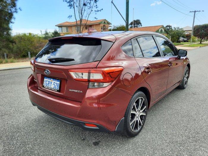 2019 Subaru Impreza 2.0i G5 MY19 AWD Venetian Red