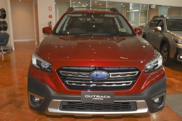 2021 Subaru Outback AWD 6GEN MY21 AWD Red