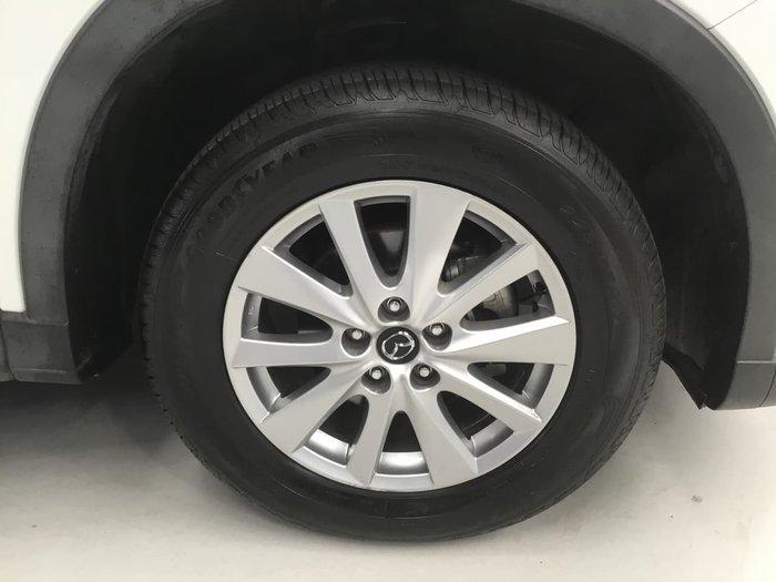 2014 Mazda CX-5 Maxx Sport KE Series 2 AWD White