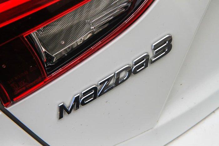 2016 Mazda 3 SP25 Astina BM Series White