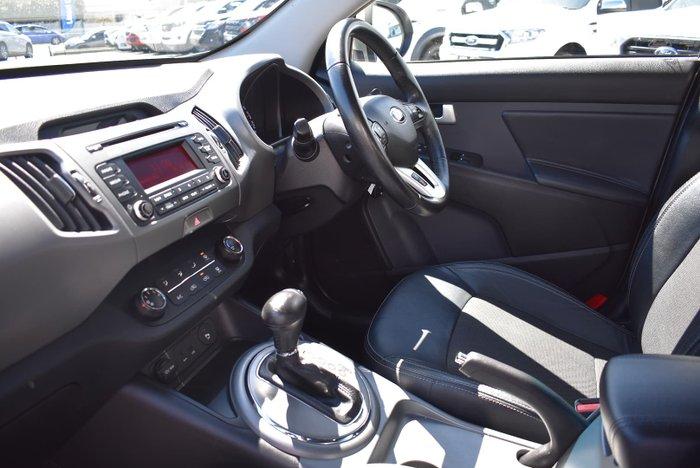 2014 Kia Sportage Si Premium SL MY14 Sirius Silver