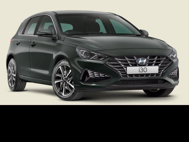 2021 Hyundai i30 2021 Hyundai PD.V4 i30 HATCH ACTIVE 2.0P AUTO AMAZON GRAY