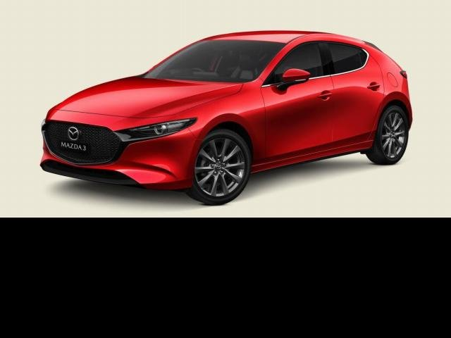 2020 Mazda MAZDA3 MAZDA3 N 6AUTO HATCH G20 TOURING Soul Red Crystal