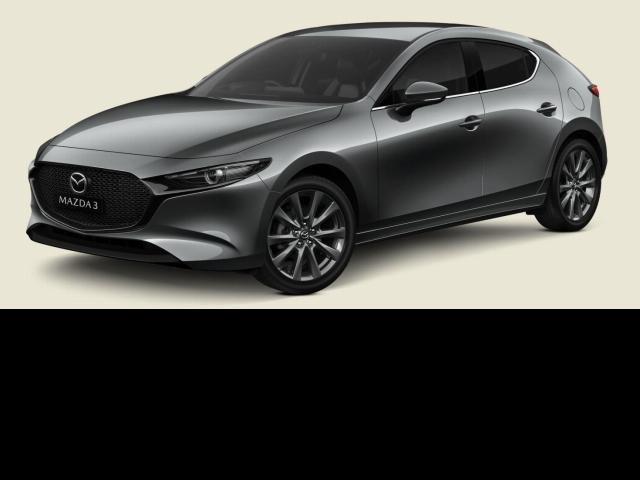 2021 Mazda MAZDA3 MAZDA3 N 6AUTO HATCH G20 TOURING Machine Grey