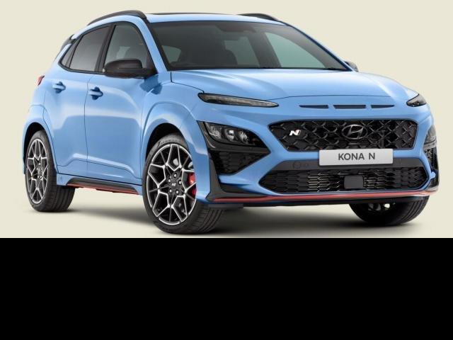 2021 Hyundai KONA 2021 Hyundai OS.V4 KONA N LINE PREM TTR 1.6P DCT SURFY BLUE + BLACK ROOF
