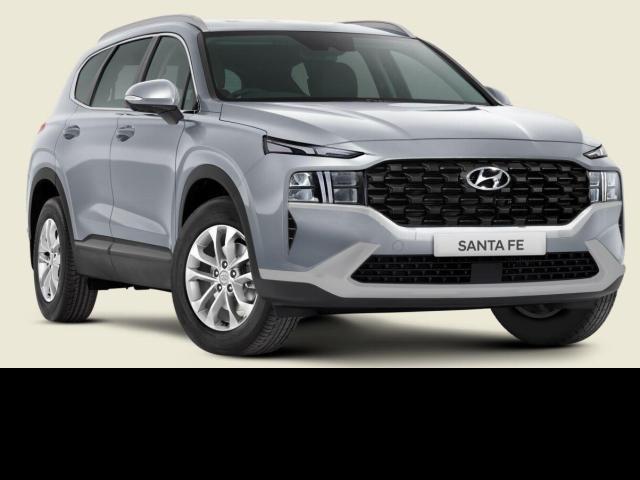 2021 Hyundai SANTA FE 2021 Hyundai TM.V3 SANTA FE 7S 2.2D DCT TYPHOON SILVER