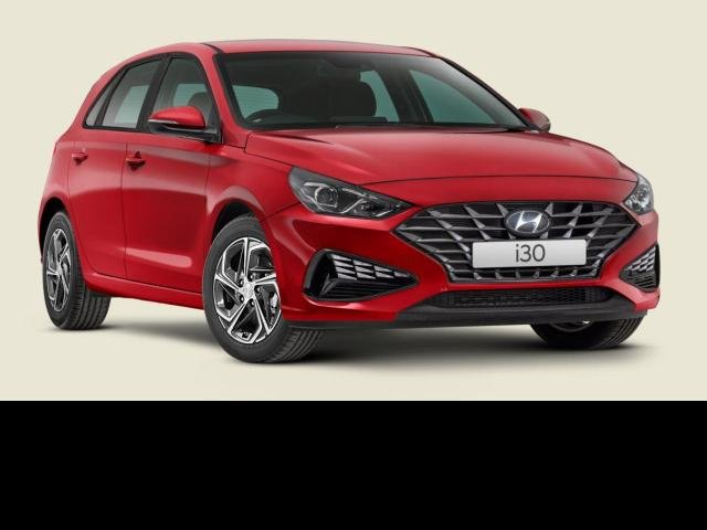 2021 Hyundai i30 2021 Hyundai PD.V4 i30 HATCH 2.0P AUTO FIERY RED