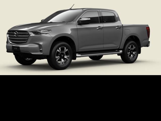 2021 Mazda BT-50 Mazda BT-50 B 6AUTO 3.0L DUAL CAB PICKUP XTR 4X4 Concrete Grey
