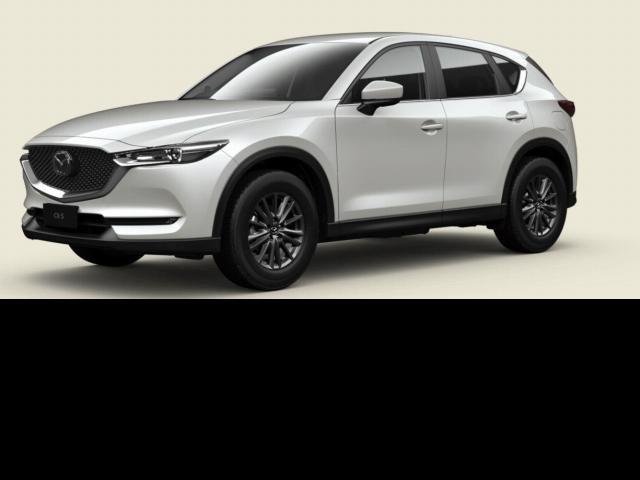 2021 Mazda CX-5 Mazda CX-5 K 6AUTO MAXX SPORT PETROL FWD Snowflake White Pearl