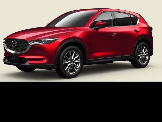 2021 Mazda CX-5 Mazda CX-5 K 6AUTO AKERA PETROL TURBO AWD Soul Red Crystal