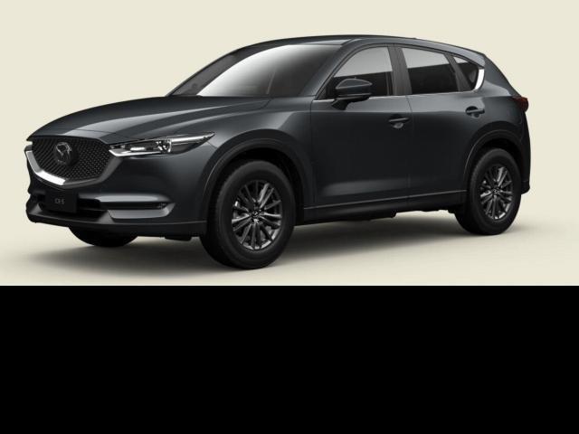 2021 Mazda CX-5 Mazda CX-5 K 6AUTO MAXX SPORT PETROL FWD Machine Grey