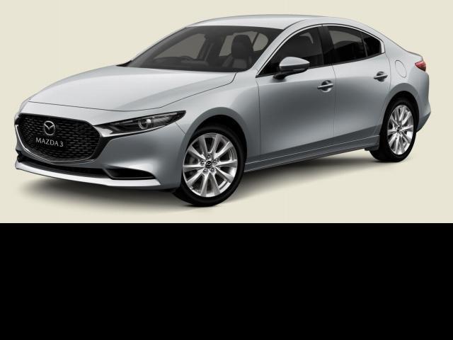 2021 Mazda MAZDA3 MAZDA3 N 6AUTO SEDAN G25 GT Sonic Silver
