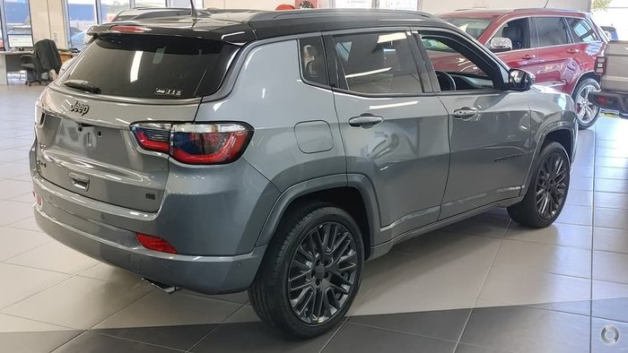 2021 Jeep Compass S-Limited M6 MY21 4X4 On Demand Drive Type: Grey Magnesio