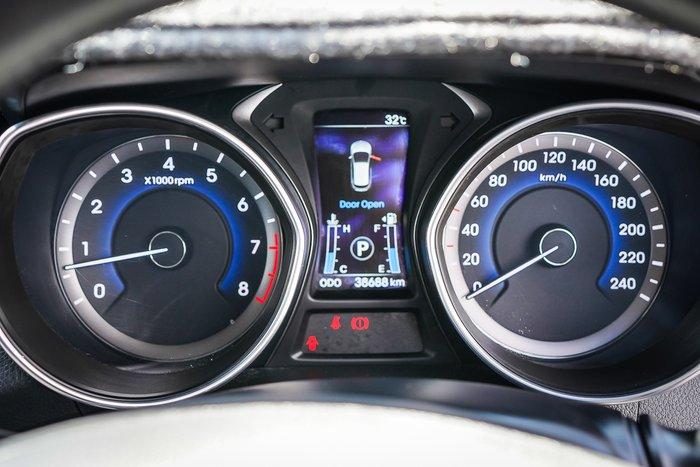 2013 Hyundai i30 GD2 i30 SR Auto Hatch (A5S62GA1FGC159) Hyper Silver