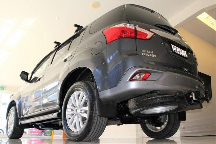 2018 Isuzu MU-X LS-U MY18 4X4 Dual Range Grey