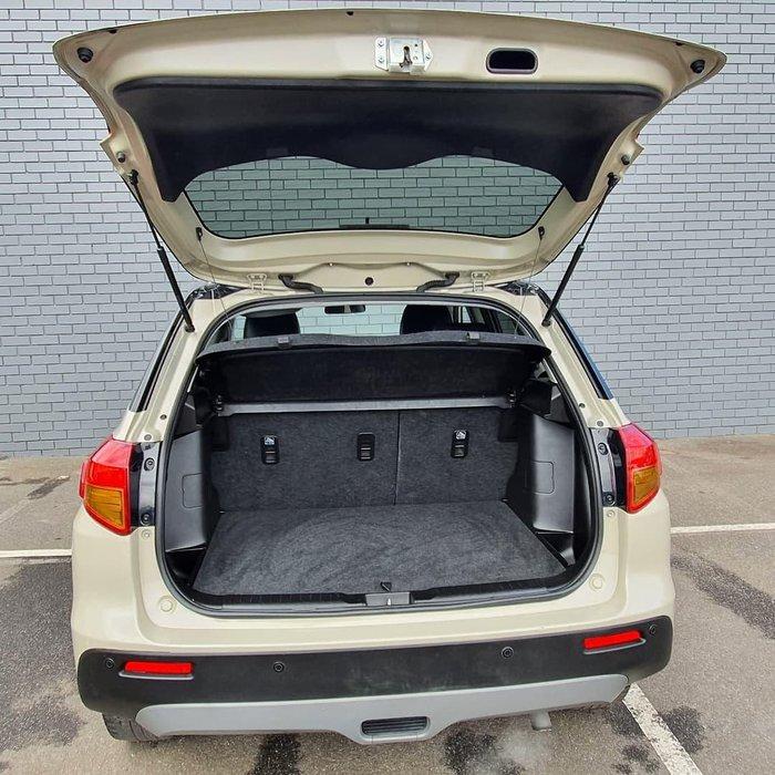 2016 Suzuki Vitara S Turbo LY Savannah Ivory