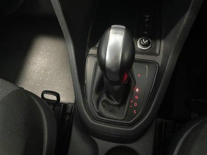 2016 Volkswagen Caddy TSI220 2KN MY16 Indium Grey