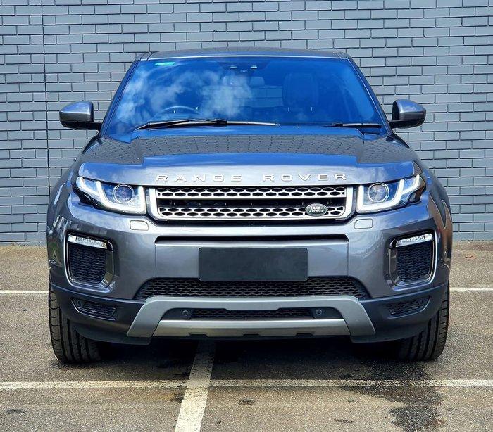 2016 Land Rover Range Rover Evoque TD4 180 HSE L538 MY16.5 4X4 On Demand Aintree Green