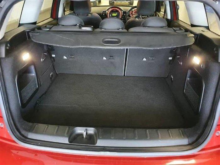 2016 MINI Clubman Cooper S F54 Red