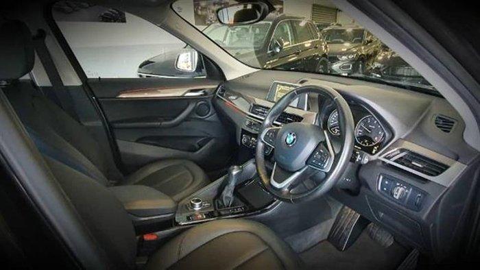 2017 BMW X1 sDrive18d F48 Grey