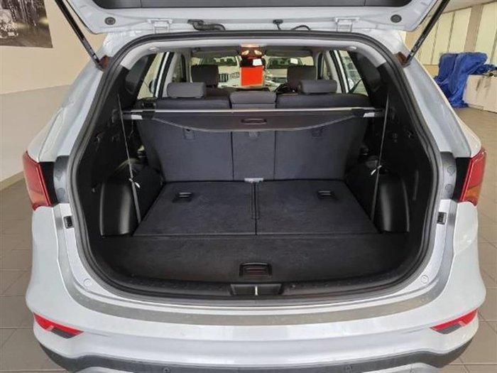 2017 Hyundai Santa Fe Active DM5 Series II MY18 4X4 On Demand Silver