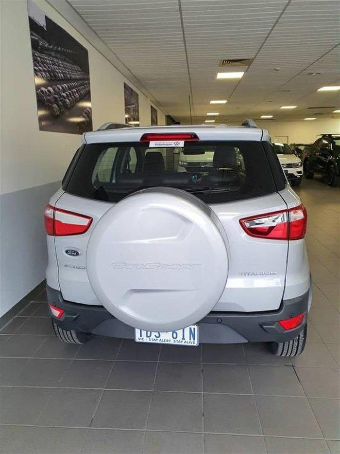 2014 Ford EcoSport Titanium BK Moondust Silver