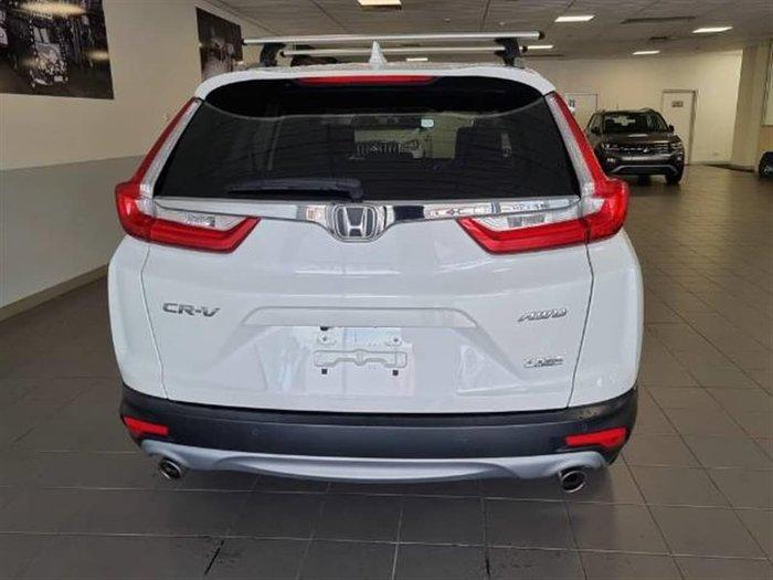 2019 Honda CR-V VTi-S RW MY19 4X4 On Demand White Orchid