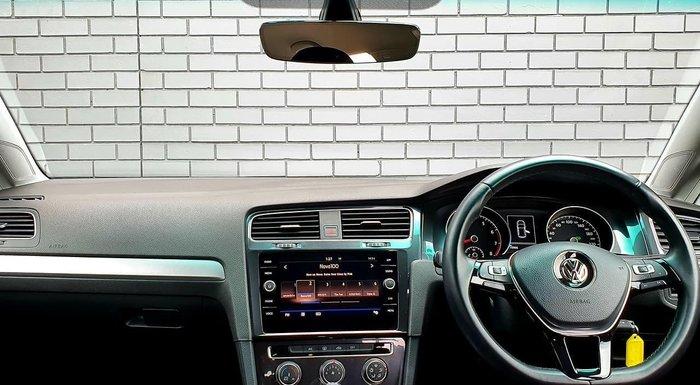 2017 Volkswagen Golf 110TSI Trendline 7.5 MY17 Pure White
