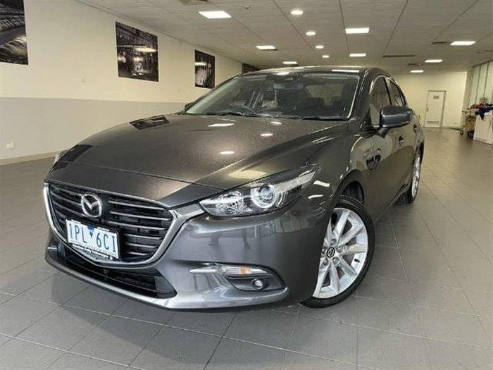 2019 Mazda 3 SP25 BN Series Machine Grey
