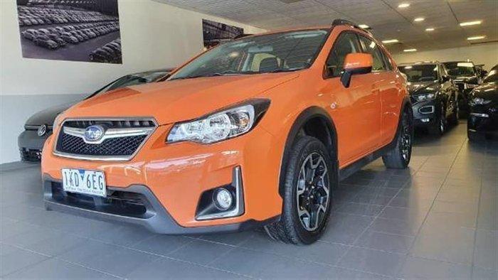 2017 Subaru XV 2.0i-L G4X MY17 AWD Tangerine Orange