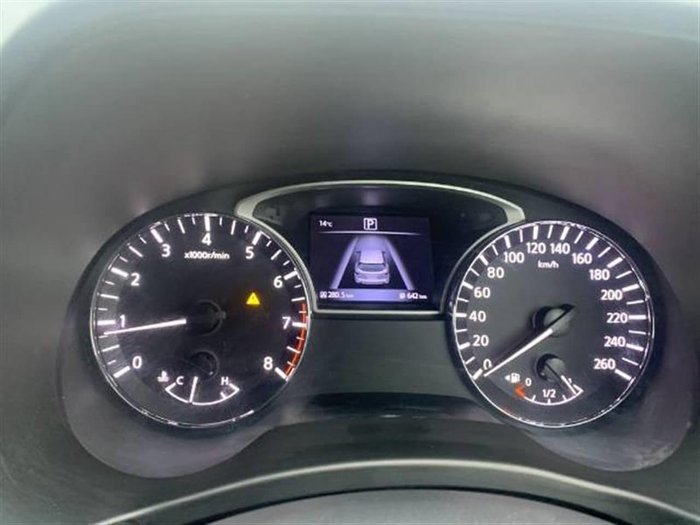 2018 Nissan Pathfinder ST R52 Series II MY17 Diamond Black