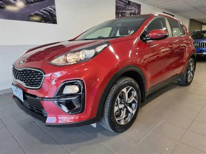 2019 Kia Sportage Si QL MY19 Fiery Red
