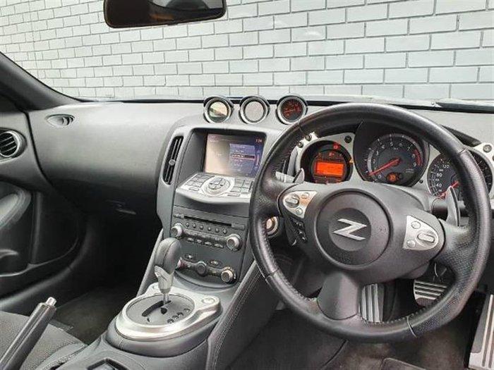 2016 Nissan 370Z Z34 MY15 Blue
