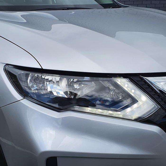 2020 Nissan X-TRAIL ST T32 Series III MY20 4X4 On Demand Brilliant Silver
