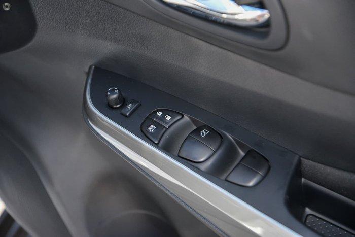 2021 Nissan Navara ST D23 4X4 Dual Range Solid White