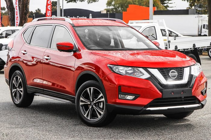 2021 Nissan X-TRAIL ST-L