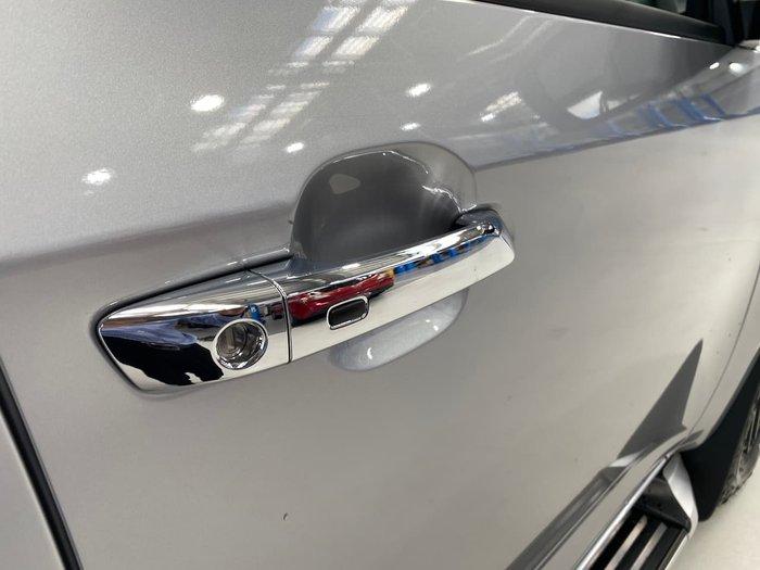 2021 Mazda BT-50 GT TF 4X4 Dual Range Silver