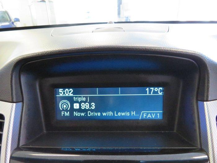 2012 Holden Cruze