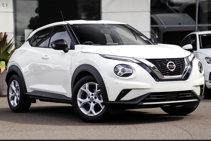 2020 Nissan JUKE ST+ F16 White