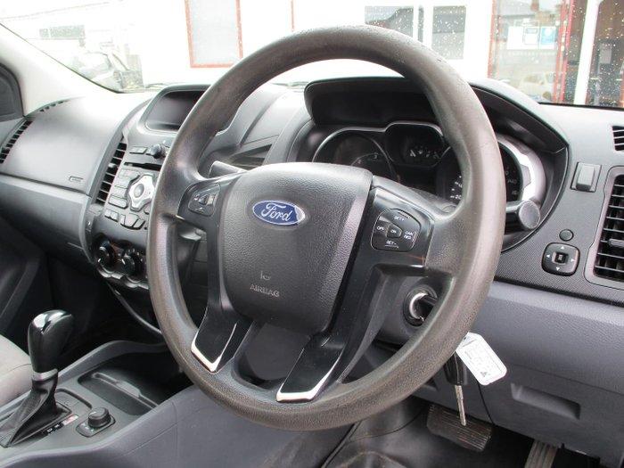2012 Ford Ranger XL PX 4X4 Dual Range Cool White