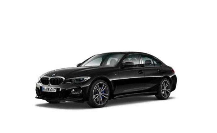 2021 BMW 3 Series 330i M Sport G20 Black
