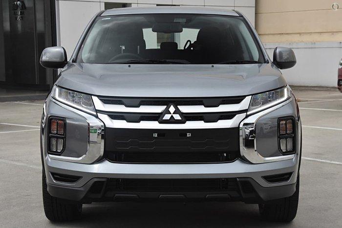 2021 Mitsubishi ASX ES XD MY21 Sterling Silver