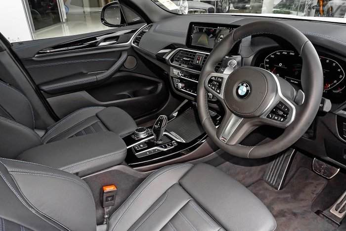 2021 BMW X3 M40i G01 4X4 Constant Alpine White