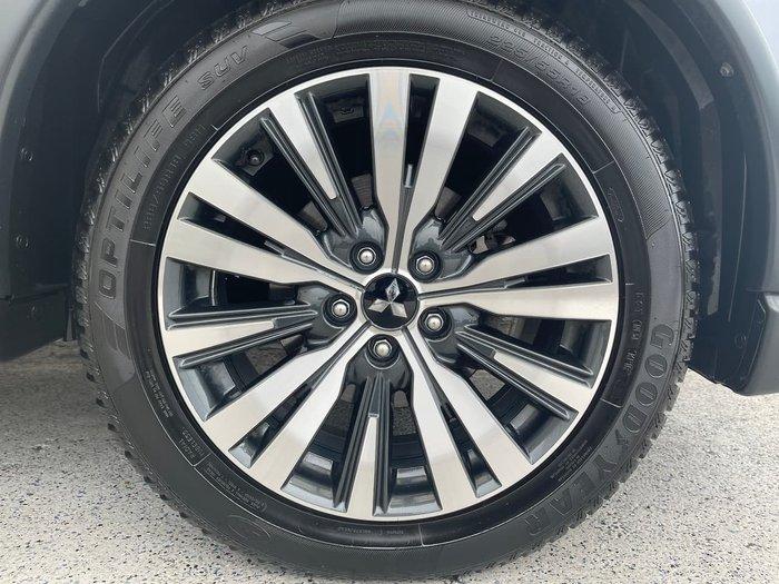 2018 Mitsubishi Outlander LS ZL MY19 Grey