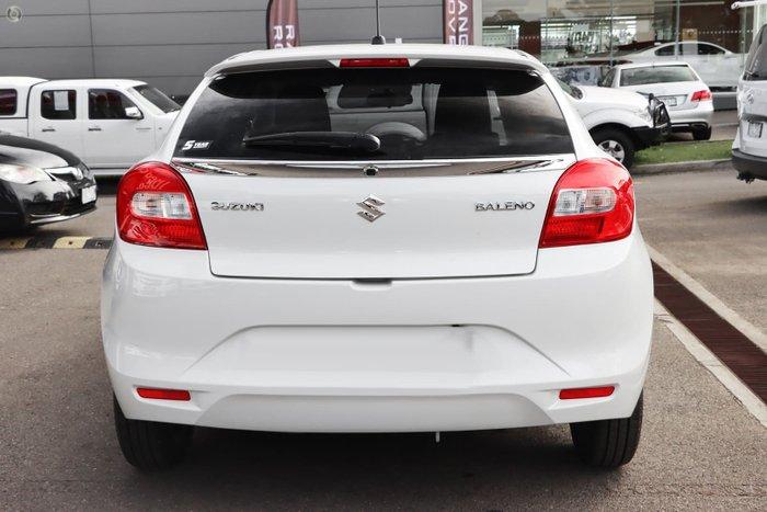 2021 Suzuki Baleno GL EW Series II Arctic White