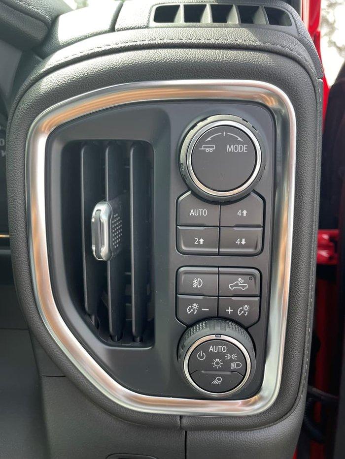 2021 Chevrolet Silverado 1500 LT Trail Boss T1 MY21 4X4 Red Hot