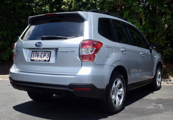 2014 Subaru Forester 2.5i S4 MY14 AWD Silver